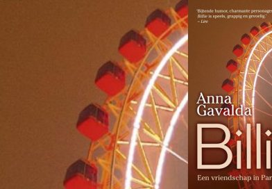 'Billie' van Anna Gavalda verschenen