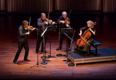 Brodsky Quartet presenteert integrale opname strijkkwartetten Sjostakovitsj