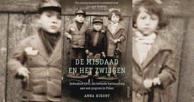Poolse auteur Anna Bikont naar Nederland