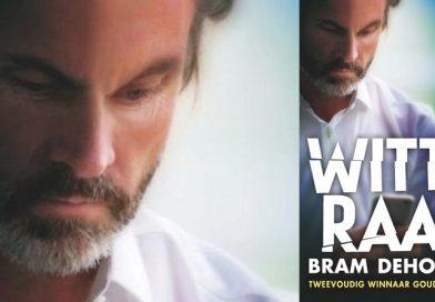 Op 11 oktober verschijnt 'Witte raaf' van Bram Dehouck