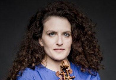 Violiste Liza Ferschtman start concertserie Zielsverwanten in het Muziekgebouw