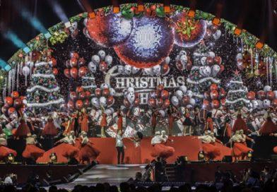 The Christmas Show voor het tweede jaar een groot succes