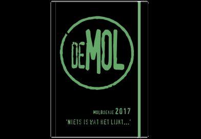 HET MOLBOEKJE: Hét boek bij seizoen 17 van Wie is de Mol?