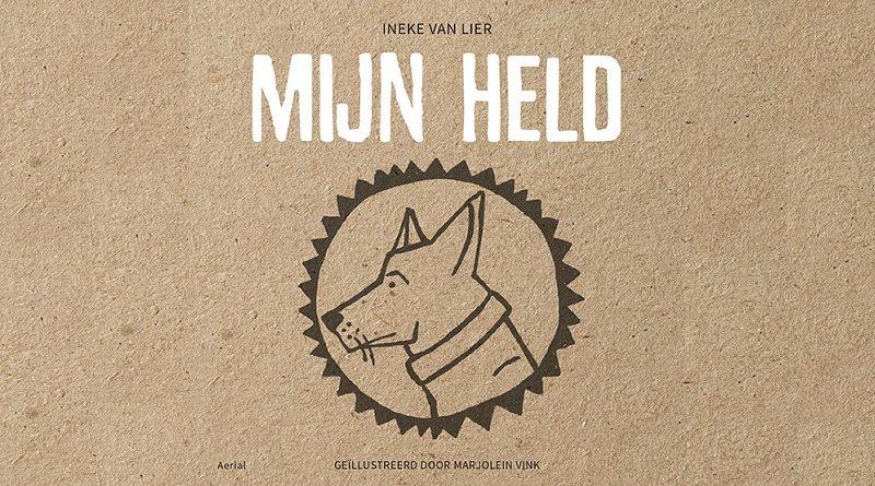 Ineke van Lier schrijft 'Mijn held' voor asielhonden