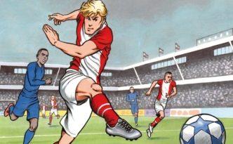 Voetballegende maakt flitsende comeback