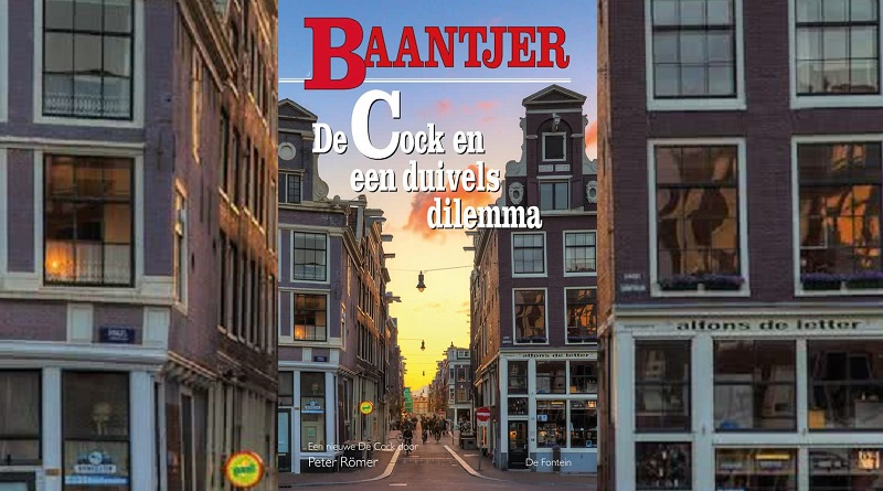 Baantjer 81 'De Cock en een duivels dilemma' komende week in de boekwinkels