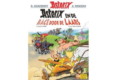 In de nieuwe Asterix gaat de reis naar Italië