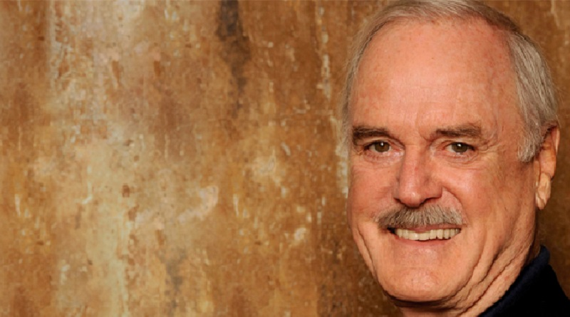 Extra show John Cleese in Chassé Theater Breda