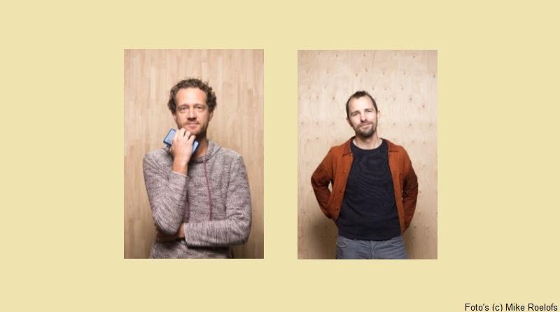 Maarten Baas and Bas van Abel