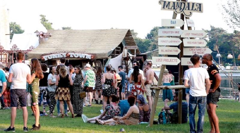Mandala festival, veel meer dan muziek