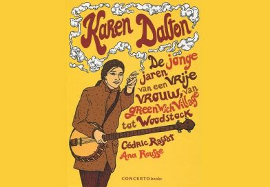 Cedric Rascat / Ana Rousse – Karen Dalton: De jonge jaren van een vrije vrouw van Greenwich Village tot Woodstock