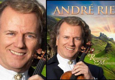 André Rieu presenteert nieuw album: 'Romantic Moments II'