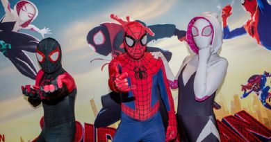 Première Spider-Man: Into the Spider-Verse