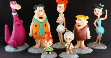 Laatste kans voor Flintstones expo om Hoorn