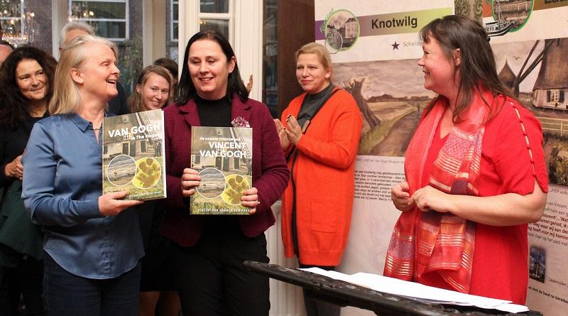 Lancering boek 'De Haagse streken van Vincent van Gogh