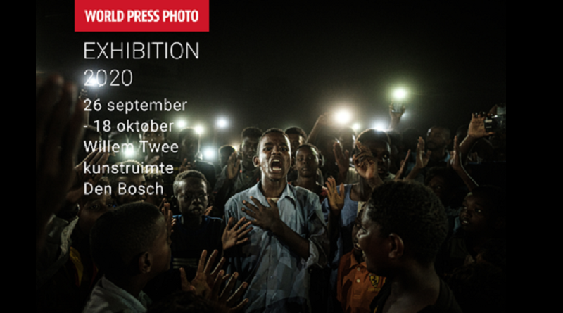 Vierde editie van World Press Photo in Den Bosch